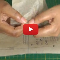Preserving Sewing Patterns