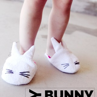 See Kate Sew shares the pattern for these bunny slippers (and a bonus nightgown pattern) in her tutorial. -Sewtorial