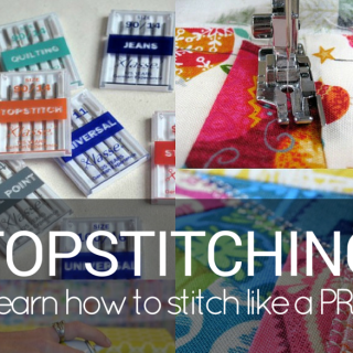 Top Stitching Tips
