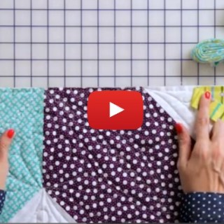 How to Join Binding Strips on a Quilt