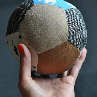 Pentagon Fabric Balls
