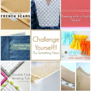 Invest time into your hobby by boosting your sewing skills with one of these 9 sewing skills tutorials. -Sewtorial