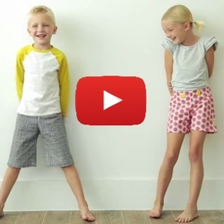Did you know that basic shorts are simple to make? Dana from MADE shows how you can make shorts for the entire family. -Sewtorial