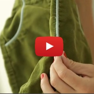 Why buy piping when you can make your own in your favorite colors ? Dana from MADE shows how to make and sew piping in this video tutorial. -Sewtorial