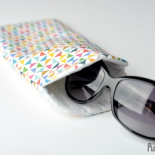 Curved Sunglasses Case
