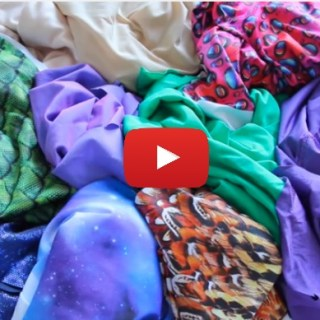 Learn how to choose swimsuit fabric in this video tutorial by Erin Weisbart for Sew Mama Sew. -Sewtorial