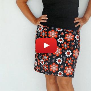 30 Minute Basic Skirt