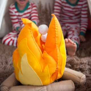 Campfire Playset Tutorial