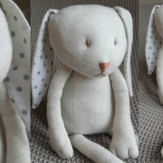 Upcycled Bunny Tutorial