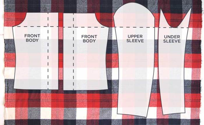 Grainline (for Sew Mama Sew) shows how simple it is to match plaids in this instructional article. -Sewtorial