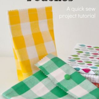 Reusable Snack Pouches