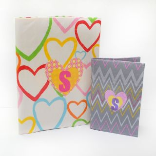 Removable Vinyl Notebook Covers
