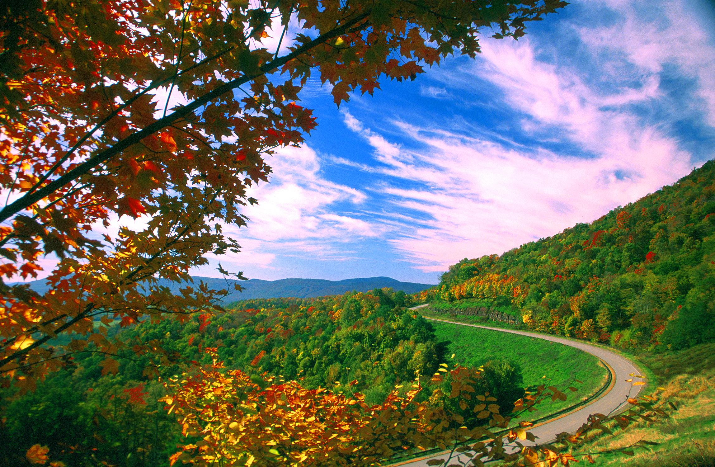 Fall Hunting Wallpaper Best Scenic Drives In Wv Wild Wonderful West Virginia