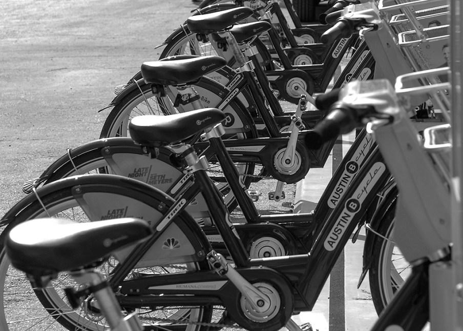 austin, texas bikes