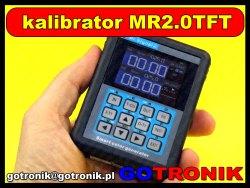 Kalibrator wielofunkcyjny MR2.0 wersja TFT