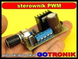 Moduł sterownika PWM NE555
