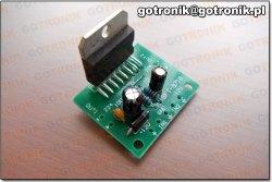 Wzmacniacz mocy TDA7297 2x15W