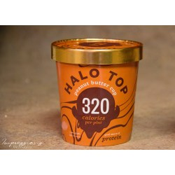 Cushty This Name May Be A Little Misleading Because We Think Peanut Butter Cupsas Ones This Ice Cream Halo Ice Cream A Review Got Shrimp Chocolate nice food Halo Top Peanut Butter Cup
