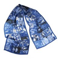 Custom Silk Scarves - Gouda, Inc.