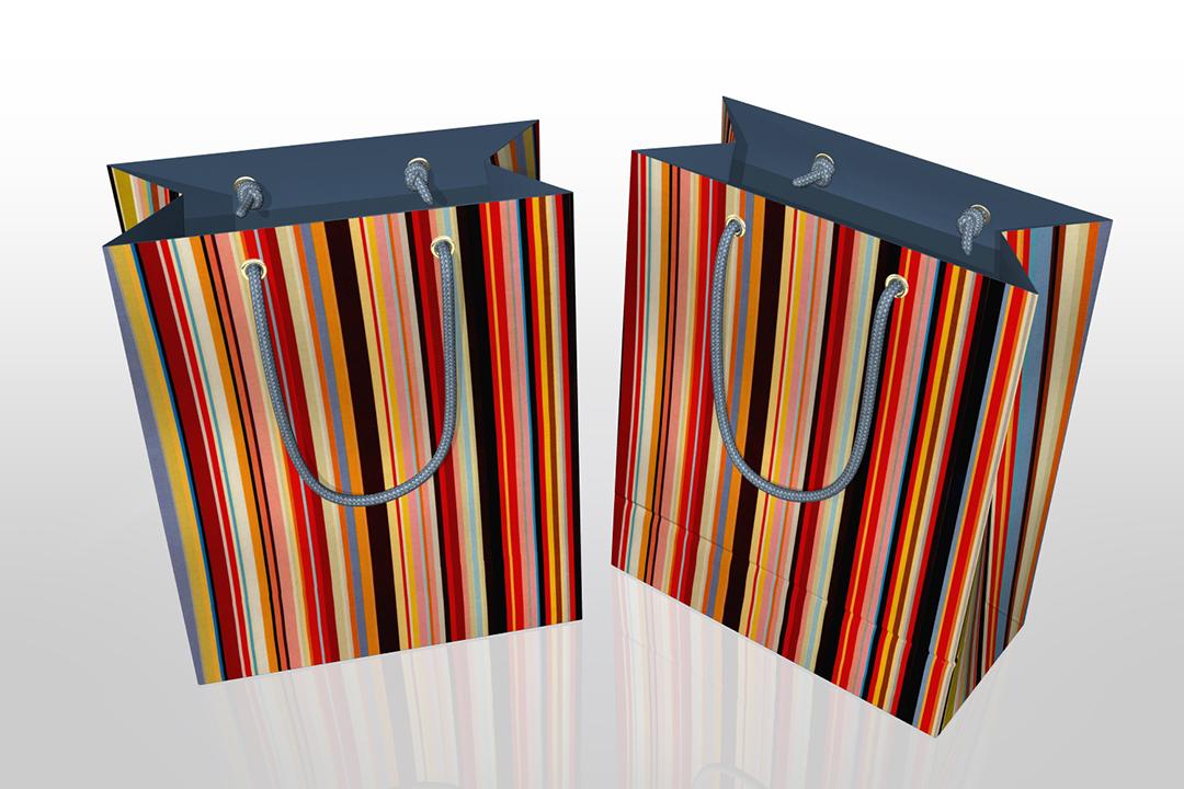 Custom Paper Bag Design - Gouda Inc