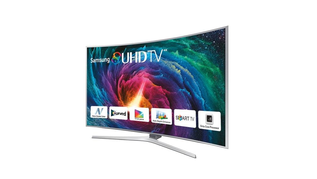 """Los 3 mejores televisores curvos 4K por calidad precio de 48"""", 55"""" y 65"""" (2015)"""