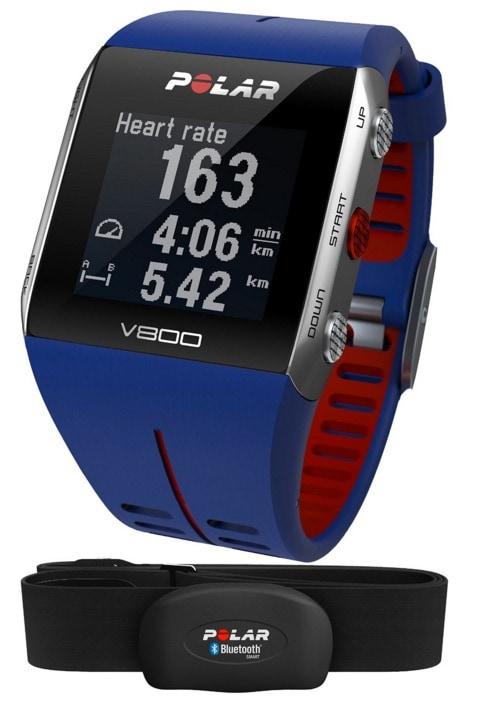 Especial Cyber Monday: Polar V800 Blue Edition + H7 rebajado de precio