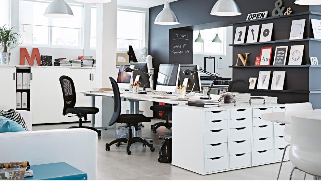 El mejor rat n y teclados para trabajar en tu oficina en - Muebles oficina en casa ...