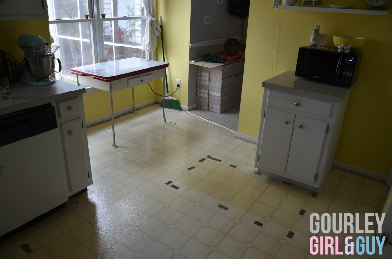kitchen-linoleum-floor