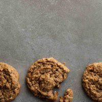 Chai Spice No-Oatmeal Raisin Cookies (Vegan, Paleo) | Gourmande in the ...