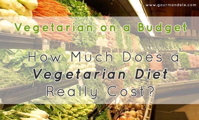 Vegetarian on a Budget How Much Does a Veg Diet Cost?