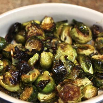 Tin Roof Bistro Brussels Sprouts