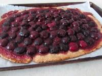Rustic Cherry Tart   Gourmet Memoirs