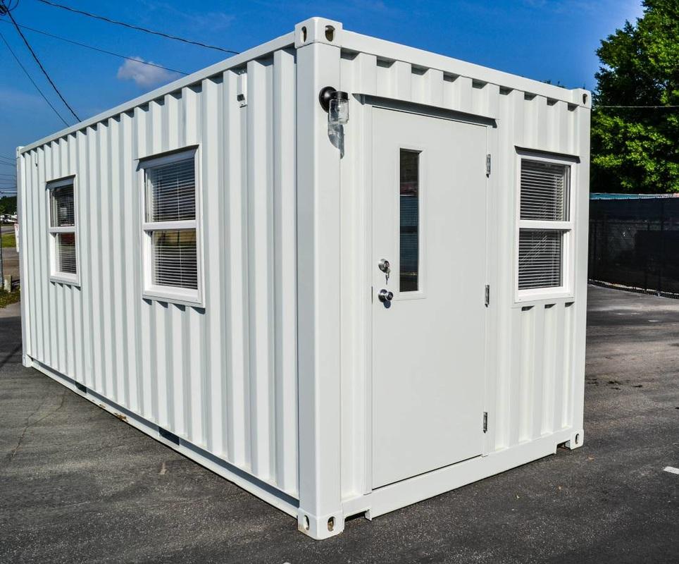 Conex Storage Containers Listitdallas