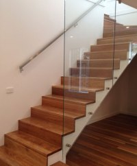 Contemporary Stairs, Contemporary Staircase & Railing ...