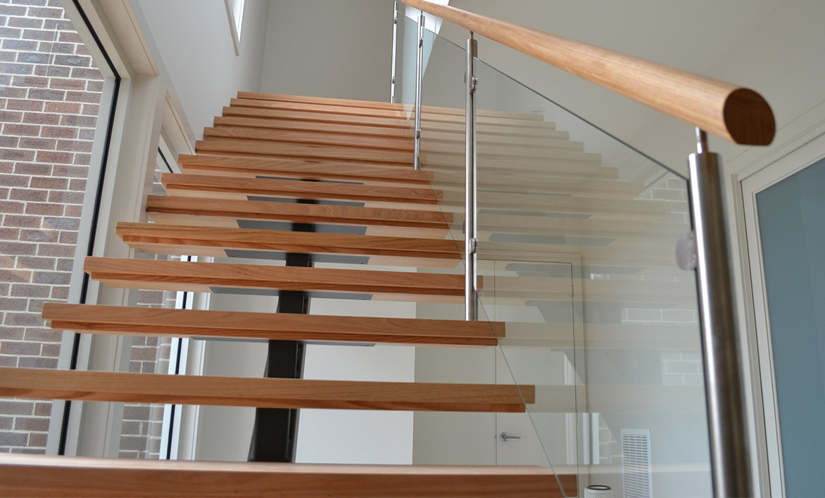Open Staircase Design Open Stairs Melbourne Gowling Stairs