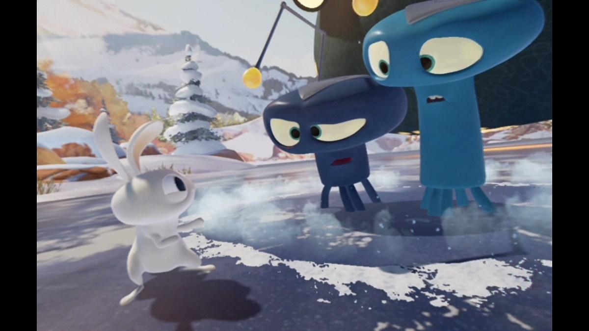 【PSVR】 VRならではの映像体験!躍動感溢れる『Invasion!』鑑賞レポート