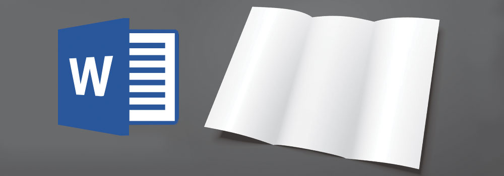How to Make a Brochure on Word - make pamphlet online