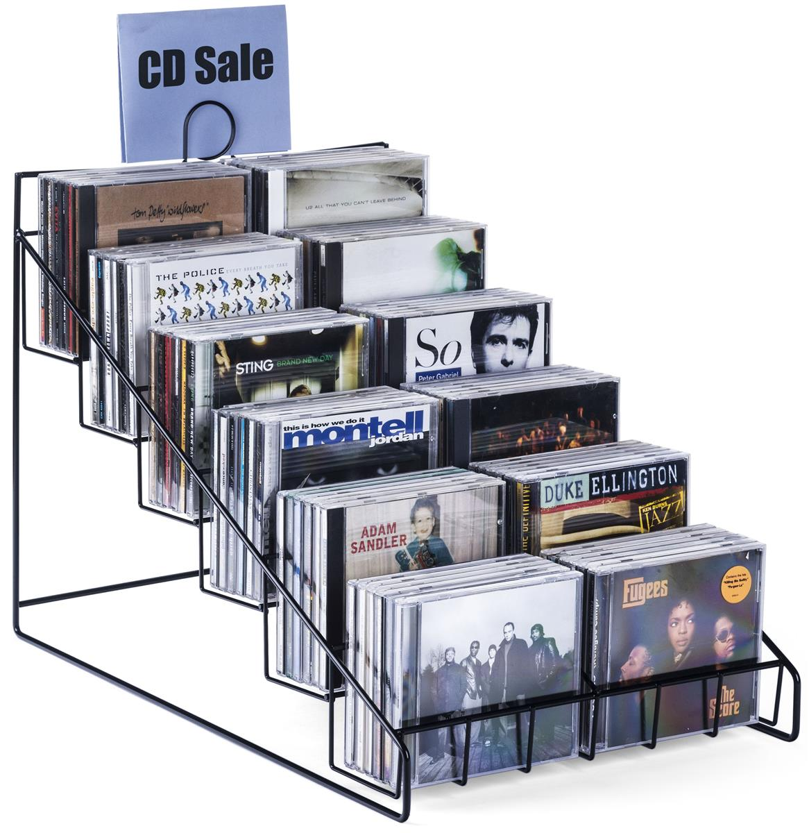 Countertop Book Display Countertop Dvd Displays Stands For Tables