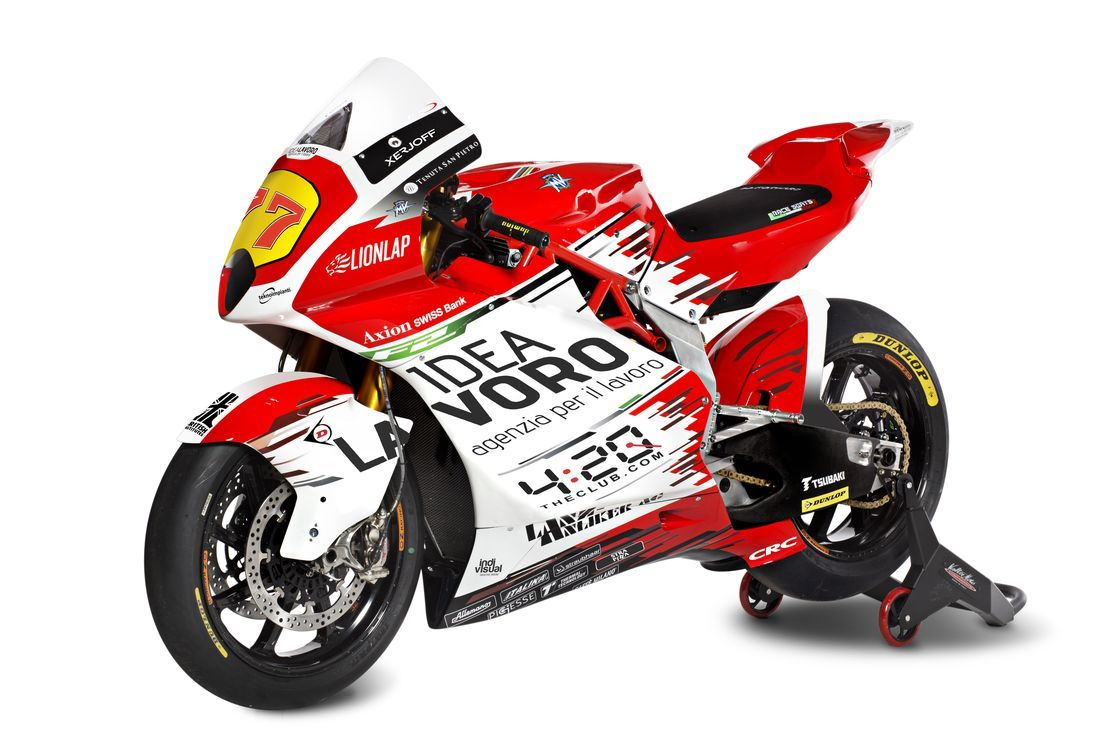 Motorcycle Racing Logo Design Moto2 Mv Agusta Returns To The World Championship After 42 Years