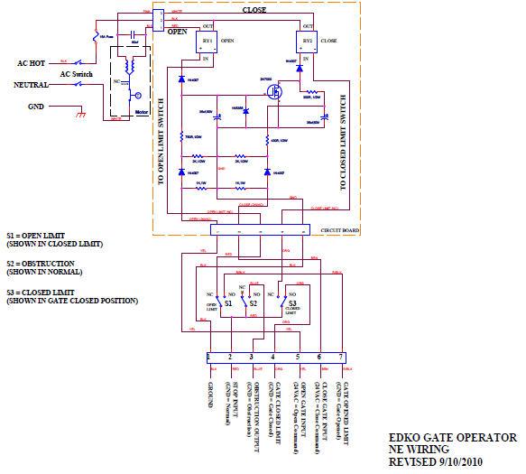 EDKO SSL SSW MSW + RSL MSL ML SLG GSL CSW ASW HSW BAR Electrical