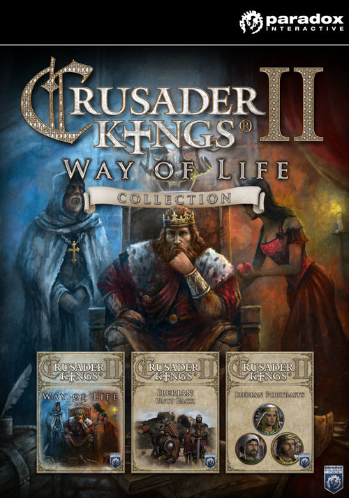 Cd Online Kaufen Crusader Kings Ii: Way Of Life Collection [steam Cd Key
