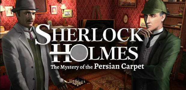 Sherlock Holmes The Mystery Of The Persian Carpet Cle Cd