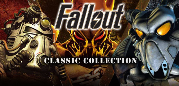 Cd Online Kaufen Fallout Classic Collection [steam Cd Key] Für Pc Online Kaufen