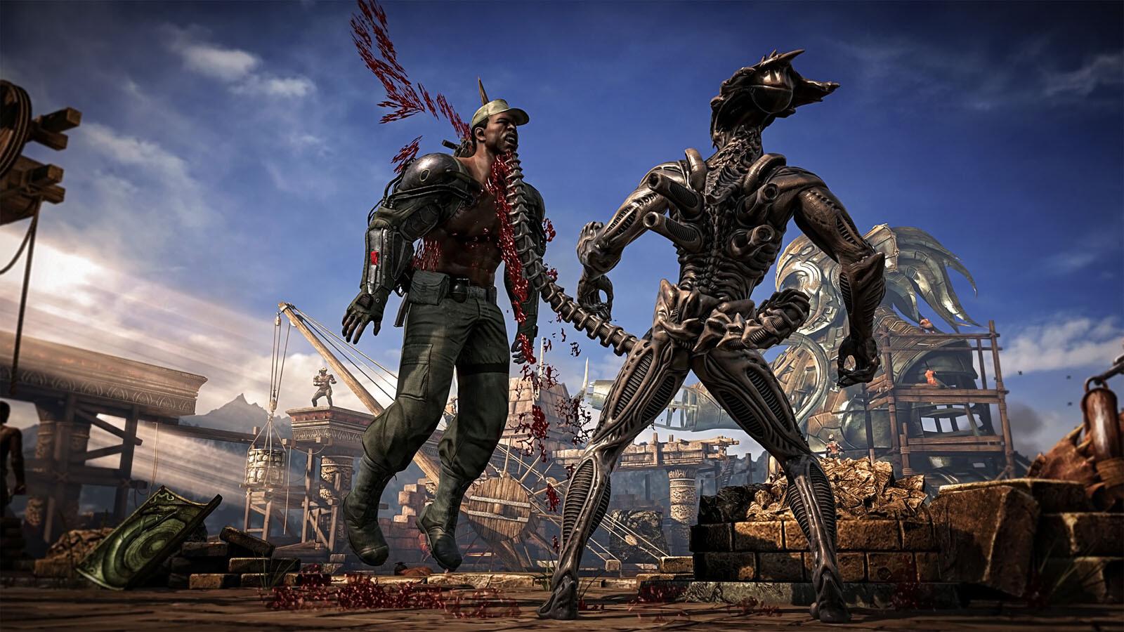 Scorpion Mortal Kombat Hd Wallpaper Mortal Kombat Xl Steam Cd Key For Pc Buy Now