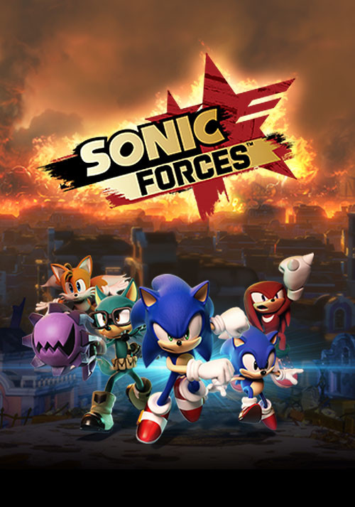 Sonic Wallpaper Hd 3d Sonic Forces Steam Cd Key For Pc Buy Now
