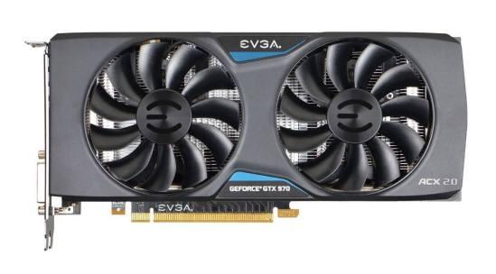 EVGA GTX 970 ACX 2.0