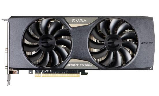 EVGA GTX 980 Ti ACX 2.0 Classified