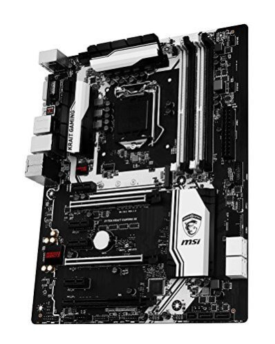 MSI Performance Z170A Krait Gaming 3X Motherboard