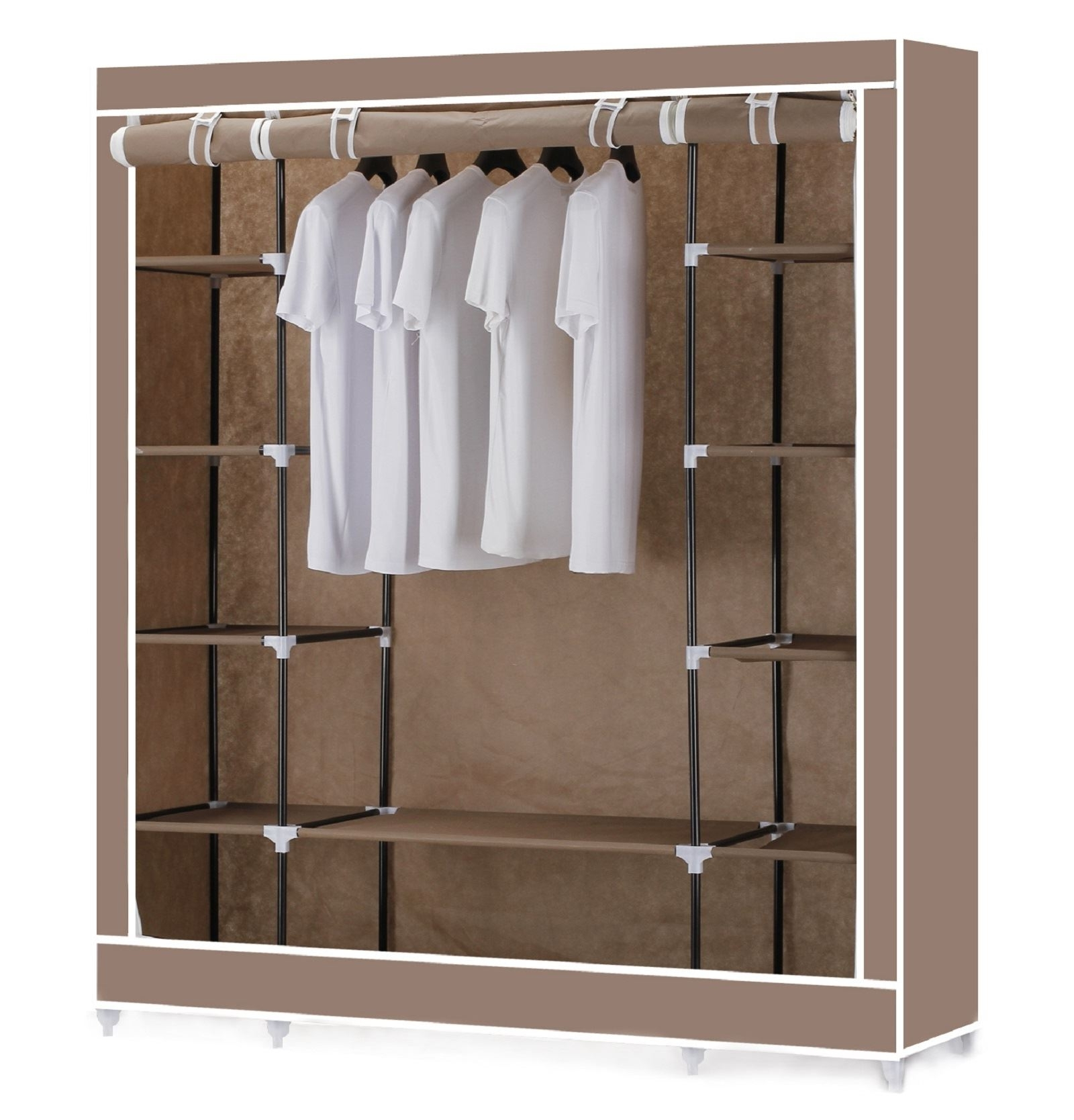 Double Hanging Wardrobe 2019 Best Of Double Hanging Rail For Wardrobes