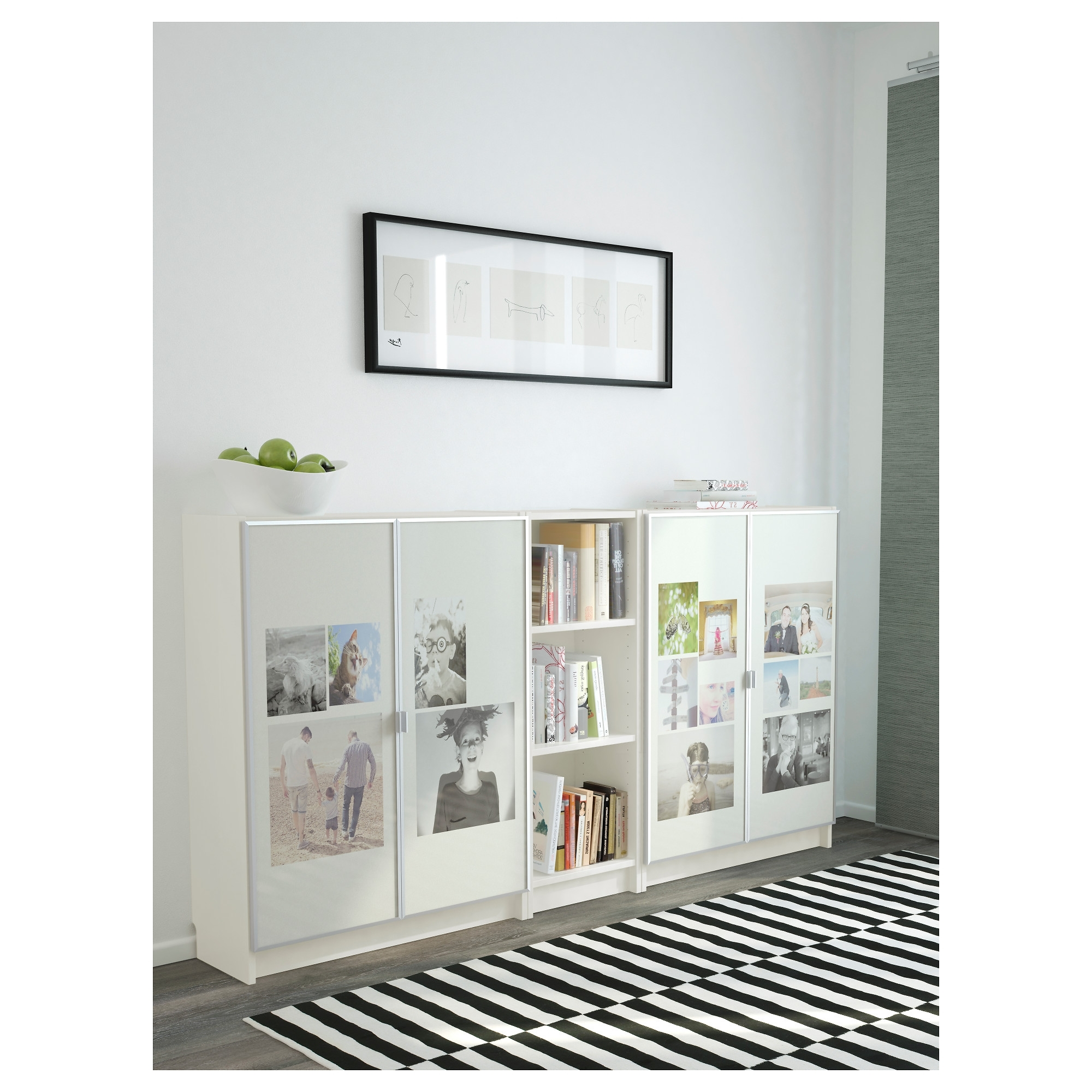 Ikea Billy Bookcase White 15 Best Ideas Of Ikea Billy Bookcases